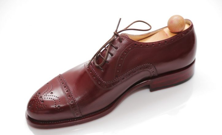 OXFORD SEMI BROGUE
